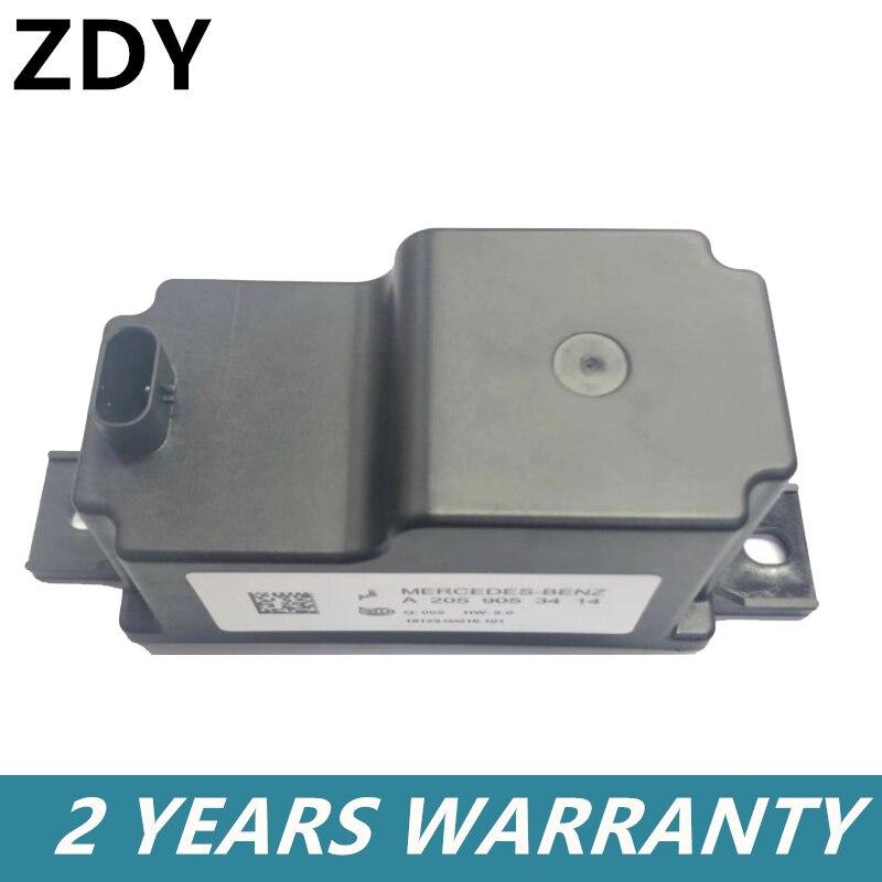 A20 595 34 14 módulo conversor de tensão da bateria auxiliar para mercedes benz c classe 205 e w205 w213 ce glc a2059053414 2059053414