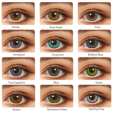 VIVID EYE Color contact lenses for Halloween revelry Anime secondary role playing contact lenses Red color blue contact lenses cheap Chosenior CN(Origin) 14 0-14 5 Two Pieces 0 04-0 06 mm HEMA Beautiful Pupil for Party Fashion Show for 1 Year 38 -42 Bright And Comfortable