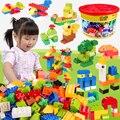 Строительные блоки «сделай сам» большого размера  большие кирпичи  Обучающие игрушки для детей  строительные блоки  оригинальная сборка