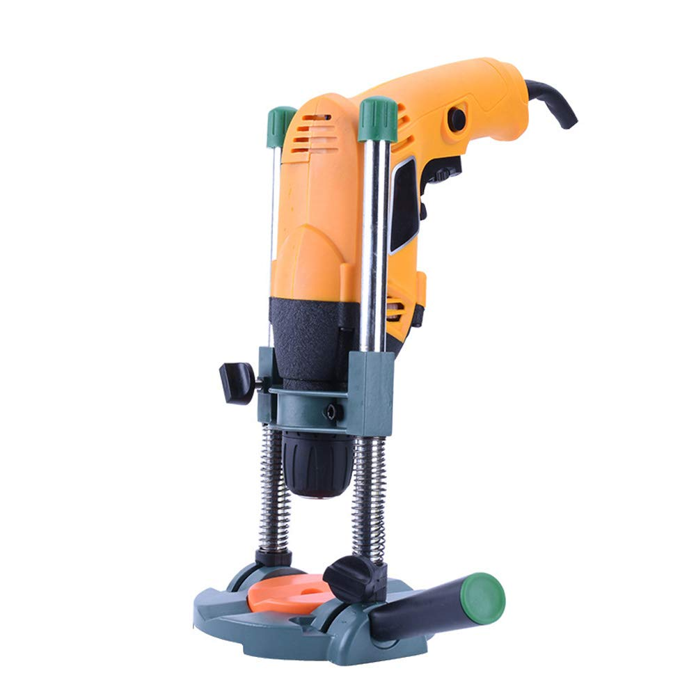 Hand Drill Stand Multi-Function Universal Small Electric Drill Change Bench Drill Woodworking Micro-Drilling Tool