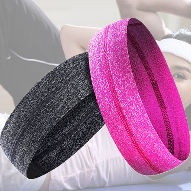 Silicone Anti-slip Belt Men And Women Headscarf Sweat Wicking Breathable Running Riding Hair Band Basketball Headband Hair Band 1