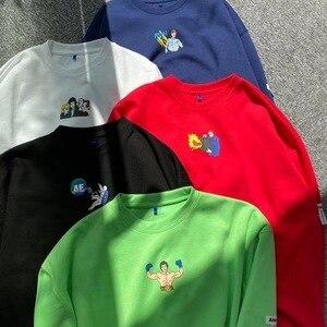 2020ss Top Version Ader Error Sweatshirt