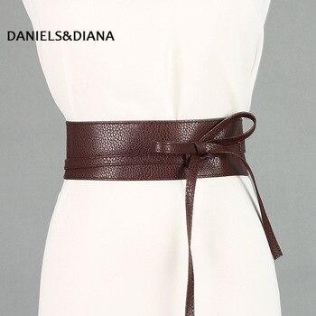Hot Women's Vintage Simple Thin Waist Belt Metal Buckle Skinny Faux Leather Belt цена 2017