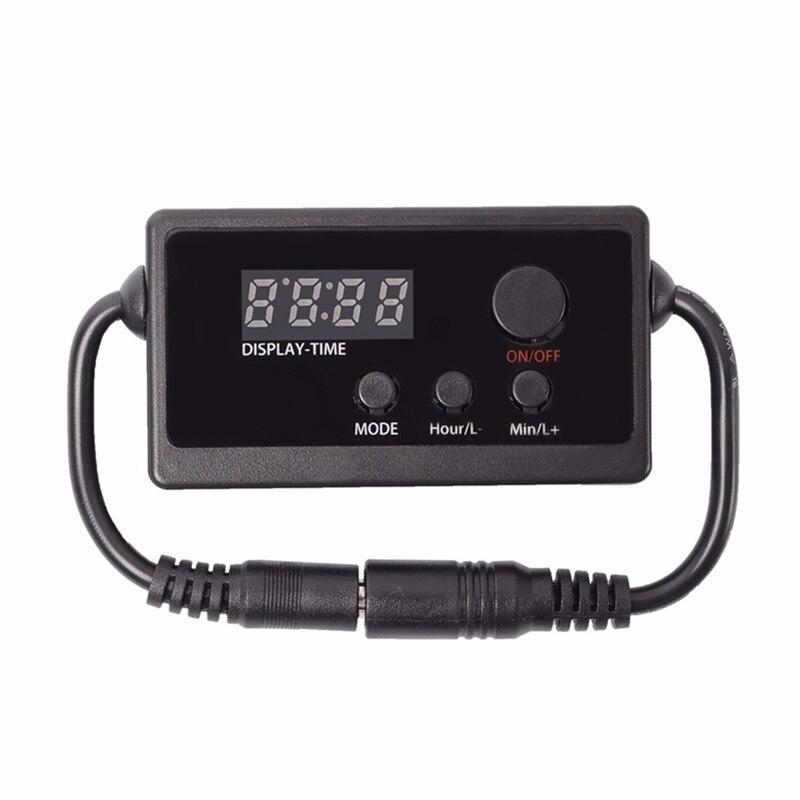 S2 pro aquário led luz dimmer controlador modulador tanque de peixes luz da lâmpada controlador inteligente iluminação cronometragem sistema escurecimento