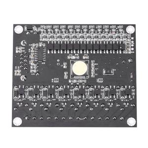 Image 4 - PLC לתכנות בקר DC 24V PLC רגולטור FX1N 20MR בקרה תעשייתית לוח היגיון לתכנות בקר