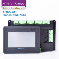 Startnow CO2 Laser Controller Board Trocen AWC7813 CNC Control Motherboard System Anywells For Cutting Equipment Machine