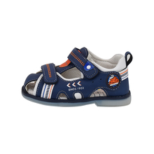 Bessky / New fashion children's sandals, new summer sandals, soft flat bottom kids