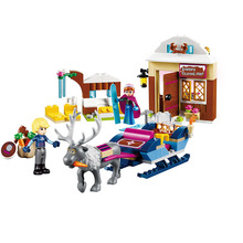 Friends Girl Series Building Blocks Kids Toys House Designer Toy Gifts Compatible Legoinglys все цены