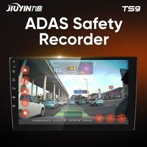Image 5 - JIUYIN Typ C Auto Radio Multimedia Video Player Navigation GPS Für Hyundai Santa Fe 3 2013   2017 Android Keine 2din 2 din