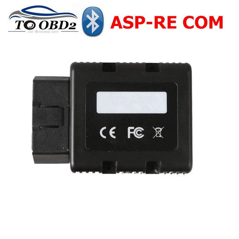 For Renault-COM Bluetooth Diagnostic Scanner Same As For Renault Can Clip For Renault Com Car Programmer Tool Free Ship