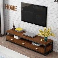 47 TV Stand Storage Cabinet Console Entertainment Center Storage Shelf Drawer
