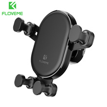 Universal Car Mobile Phone Holder Air Vent Mount Stand No Magnetic Cell Phone Holder For iPhone Phone In Car Bracket fonken memory car phone holder anti shake car air vent mount stands for mobile cell phone in car bracket flexible big socket