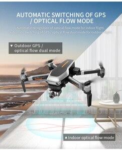 Image 4 - L109 Pro Drone 4K GPS HD kamera kardanowa 5G WIFI FPV bezszczotkowy silnik karta SD 1200m duża odległość drony profesjonalny zdalnie sterowany Quadcopter