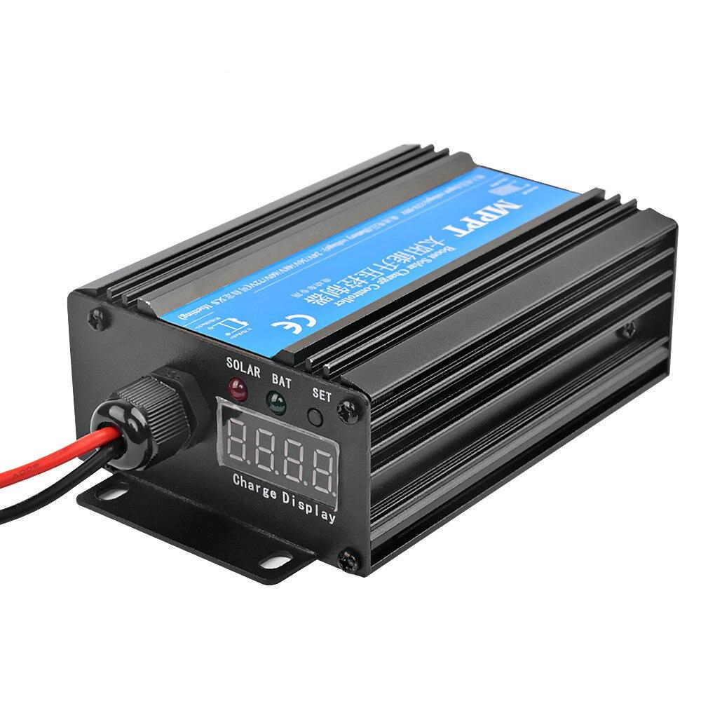 SUNYIMA 300W MPPT Regulator ładowania słonecznego Boost Set-up ładowarka 24V 48V 72V akumulator samochodowy napięcie ładowania Regulator prądu