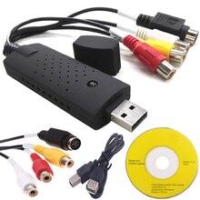 Card-Adapter VHS Video-Capture Audio Computer/cctv-Camera USB AV DVD for Usb-2.0