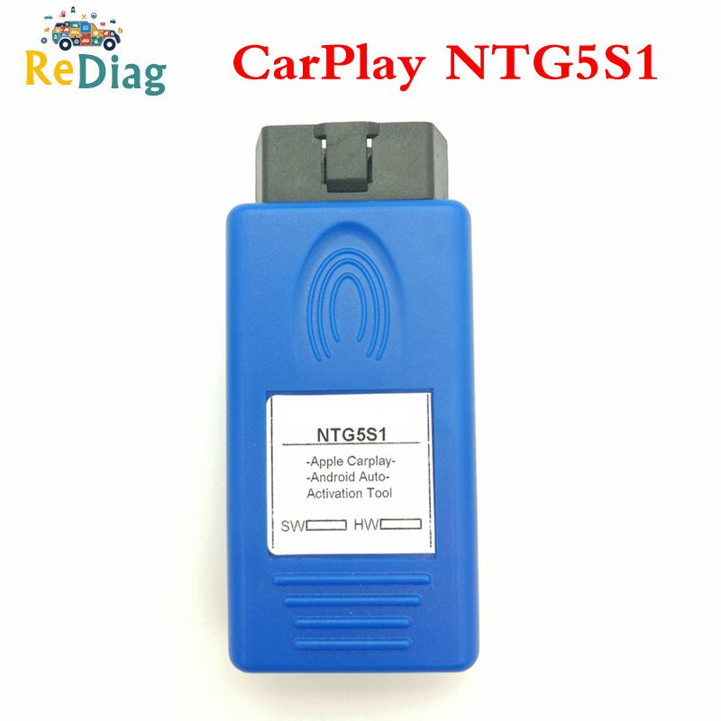 Hot Sale For Apple CarPlay NTG5S1 And Android Auto NTG5S1 Activation Tool For Mercedes B-enz Benz NTG5 S1 NTG5S1