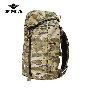 Tactical-Backpack FMA Pouches Multicam Airsoft Nylon Hunting Sports for Zip-City 500D