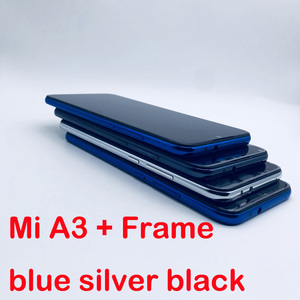 Image 2 - 100% Test 6.01 Lcd Display Voor Xiaomi Mi A3 CC9E Lcd Digitizer Touch Screen Montage Voor Xiaomi MiA3 Display