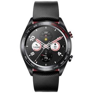 """Image 5 - Orijinal Huawei Onur Izle Sihirli Açık akıllı saat Şık Ince Uzun Pil Ömrü GPS Bilimsel Antrenör Amoled Renk 1.2 """"390 ^ 2"""
