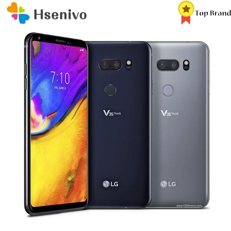 LG V35 Восстановленный Оригинальный LG V35 ThinQ 6,0