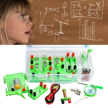 Circuit-Learning-Kit Electricity Basic Principles Discovery Physics Labs Study