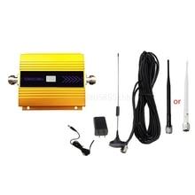 1 Set 850Mhz CDMA 2G/3G/4G إشارة الداعم مكرر مكبر للصوت هوائي للهاتف المحمول جهاز استقبال الإشارات