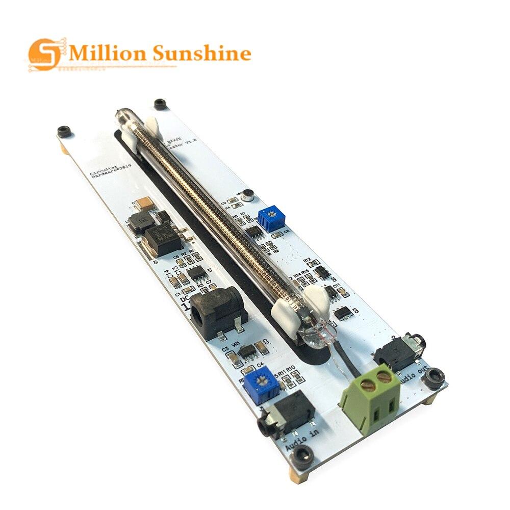 Audio Indicator VU Meter Music Audio Level Meter Stereo Amplifier Board EC5