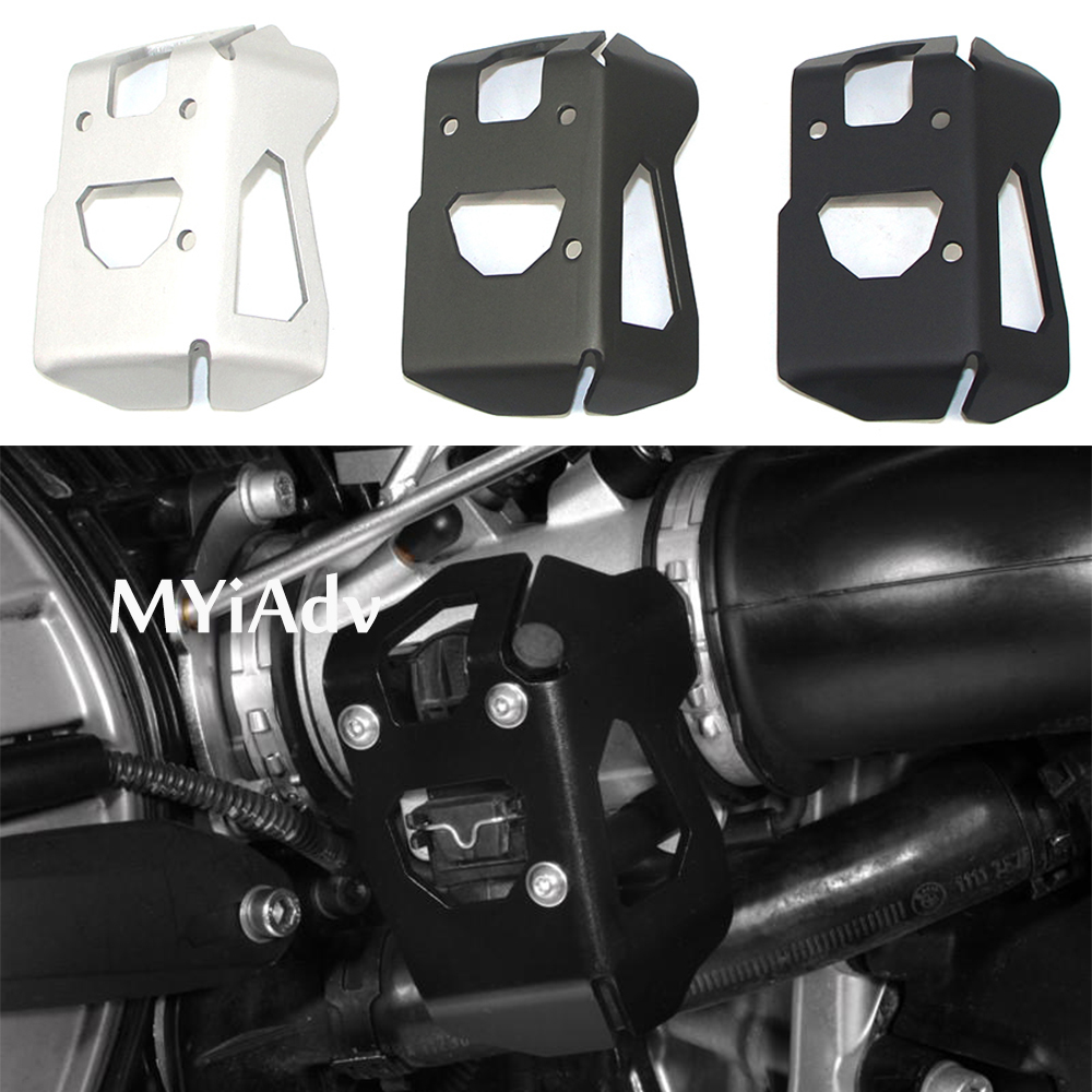 For BMW R1200GS ADV Adventure R1200R R1200RT 2005 2006 2007 2008-2013 Oil Cooled Motorcycle Throttle Potentiometer Guard Cover