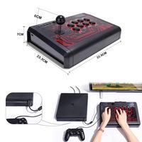 Arcade Fight Stick Fighting Joystick for Sony Playstation 4 PS4/ Slim/ Pro/ PS3/XBOX ONE XBOX 360 PC Switch NeoGeo mini
