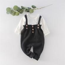 Newborn Baby Romper Knitting Baby Clothe