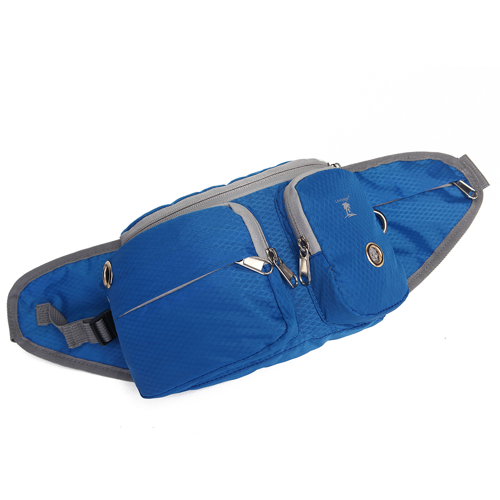 Waist Pouch Running Pack Pet With Bottle Holder Accessory Travel Treat Bags Food Dog Training Comfortable Climbing Waterproof