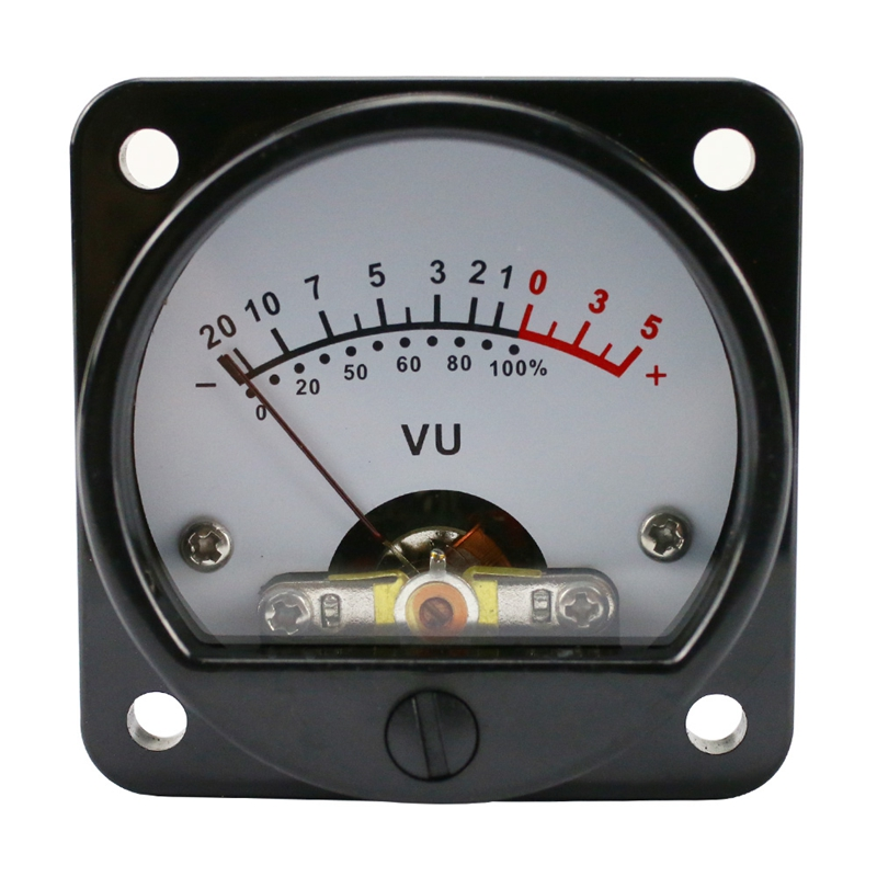 BESTVU Meter Panel Kit 2Pcs Analog VU Meter+Dedicated Driver Board with BackLight|Display Screen| |  -