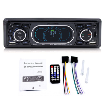 12,0 V Автомобильная безопасная цифровая карта памяти MP3 аудио электрическая Автомобильная Радио с громким динамиком BT хост устройство динамика автомобильный Радио стерео|Автомобильные радиоприемники|   | АлиЭкспресс