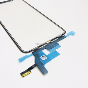 Image 4 - 10pcs Touch Screen Digitizer Panel For iPhone X XS XSmax XR Novecel Front Glass Touchscreen Sensor Repair Parts Replacement