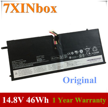 7XINbox 14.8V 3.11Ah 46wh ASM 45N1070 45N1071 Laptop Battery For Lenovo ThinkPad X1 For Carbon X1C Series 3444 3448 3460 Tablet image