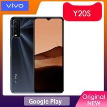 VIVO-teléfono inteligente Y20S 5G, Original, Snapdragon 460G, pantalla de 6,51 pulgadas, 1600x720P, cámara de 13,0mp, carga rápida de 18W, 5000mAh