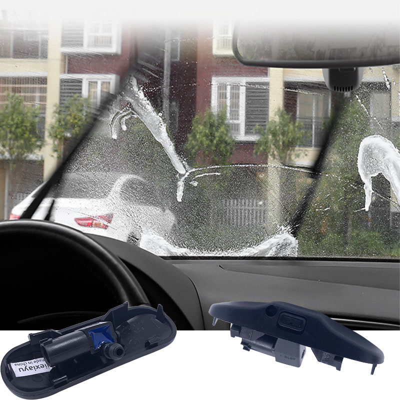 1 คู่กระจกสเปรย์หัวฉีดน้ำสำหรับ A1 A3 A4 A5 A6 A7 Q3 Q5 2KD 955 986 5M0 955 986
