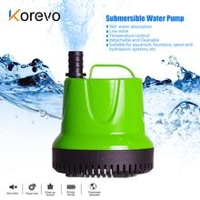 Water-Pump Submersible Temperature-Control Marin Fish-Pond Spout Clean 350-4500l/H 6/12/25-/..