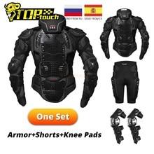 Herobiker motocross armadura corpo inteiro armadura motocicleta jaqueta com proteção motocross pescoço moto proteção engrenagem terno