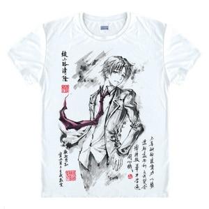 Classroom of the Elite Kiyotaka Ayanokouji Cosplay T Shirt Japanese Anime Summer T-Shirt Top Tee Halloween Cosplay Costume