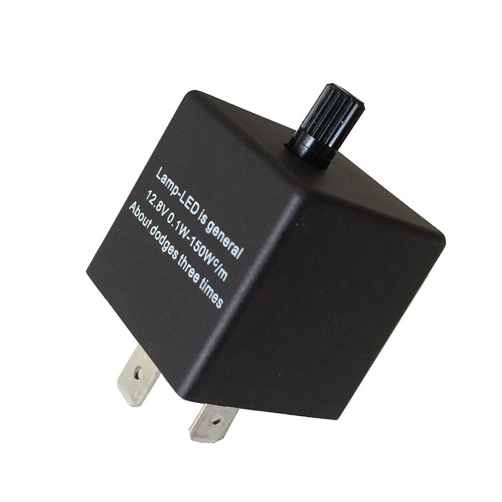 Automobile Flash Relay CF13 JL-02 Adjustable Frequency for Motocycle Accessories