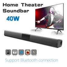 Беспроводной bluetooth динамик 40 Вт домашний кинотеатр звуковая