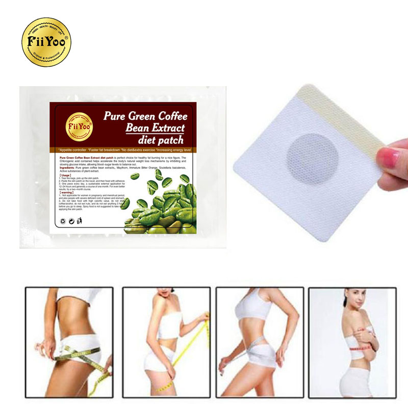 Super Promo 60968 Fiiyoo Slimming Navel Sticker Slim Patch