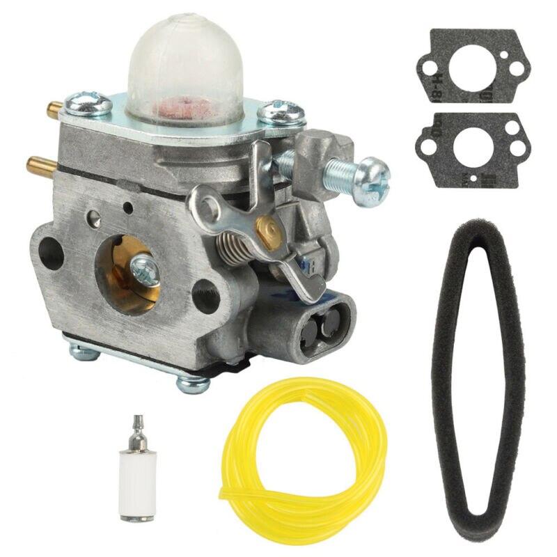 Spacers Carburetor Kit Tools Parts Lawn Mower For Murray M2500 For Ryobi WT-973 Spark Plug Fuel Filter