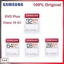 Memory-Card Samsung Evo SDHC Video-Camera UHS-I SDXC Microsd 32gb Plus 256GB 64GB C10