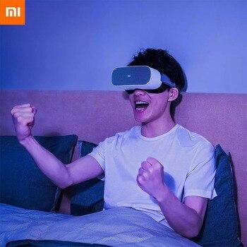 Original Xiaomi VR Virtual Reality 2.54 inches 3D Cinema Movie VR Glasses Headset Home Hd VR Smart Glasses Helmet For Smart Home 1
