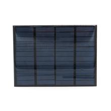 12 В, 1,5 мА, Вт, солнечная панель, мини-устройство для зарядки телефона, портативное устройство для самостоятельной сборки, Кремниевая солнечн...