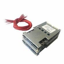 Wholesale   12S  16S 60A 120A  240A 360A   BMS Balance Board for 3.7V 18650  Li ion  Battery protection board Balance