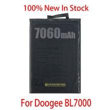 100% オリジナル7060mah bl 7000バッテリーdoogee BL7000スマートフォン株式高品質 + 追跡番号