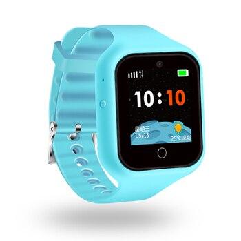 Kids Waterproof GPS Watch Phone Locator Wristwatch with SOS Call Pedometer Camera SP99